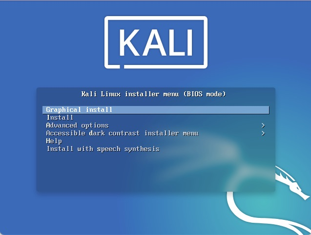 Kali Linux - Install
